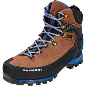 Garmont Toubkal GTX Sko Herrer, dark brown/blue